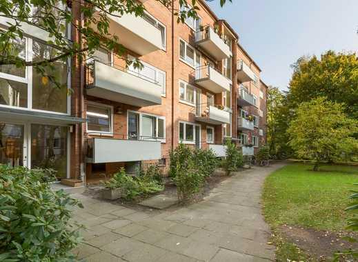Erstbezug nach Sanierung, Einbauküche, Balkon, umfassend modernisiert
