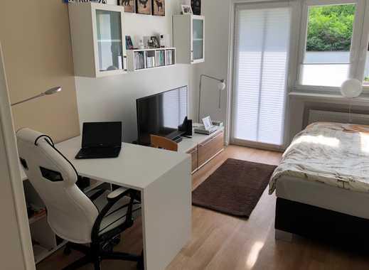 Gehobene 1-Zimmer Wohnung mit Einbauküche und Balkon im beliebten Hannover-Kirchrode!