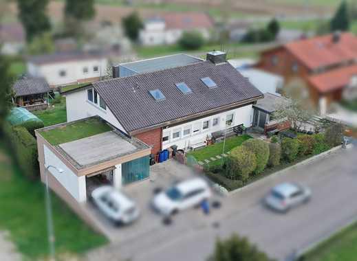 3-Familienhaus- voll vermietet – UG und EG Wohnung mit großem Wintergarten