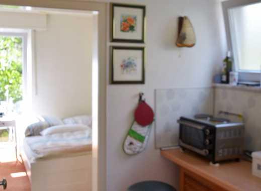 möbliert, löffelfertig: 1-Zimmerwhg. mit Internet, TV, Du/Wc, Frühstücksküche, Waschmaschine