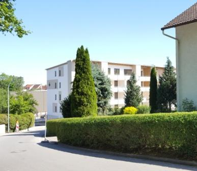 Exklusive 3-Zimmer-Wohnung mit Balkon in Vilsbiburg in