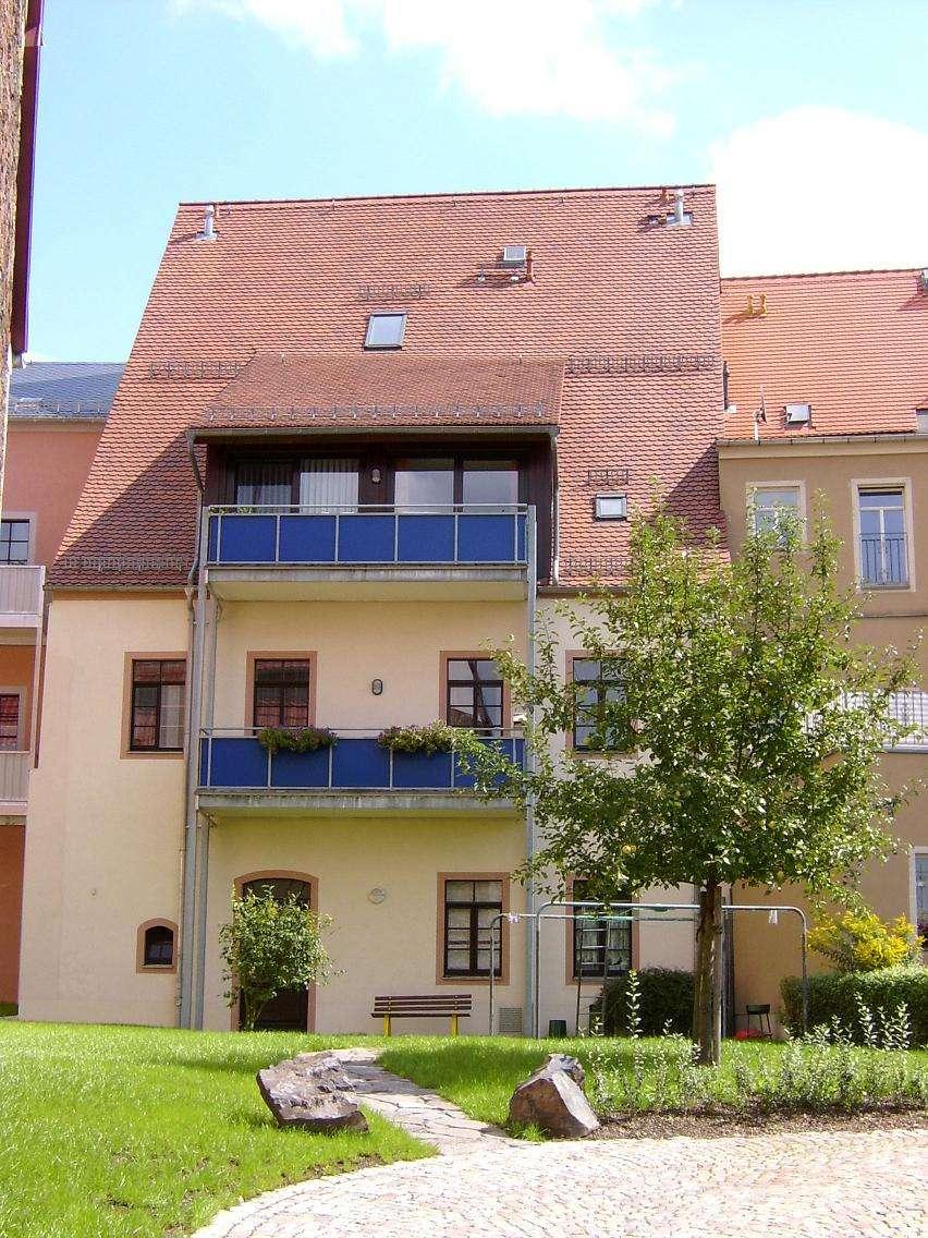 Große Kirchgasse 4 Hofseite