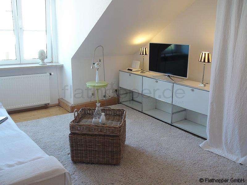 Glockenbachviertel - Möblierte 3,5 Zimmer Wohnung in München in Ludwigsvorstadt-Isarvorstadt (München)