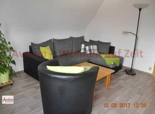 Heroldsberg, ab 11.1.18: Möblierte 3-Zimmer-Wohnung für 4 Personen