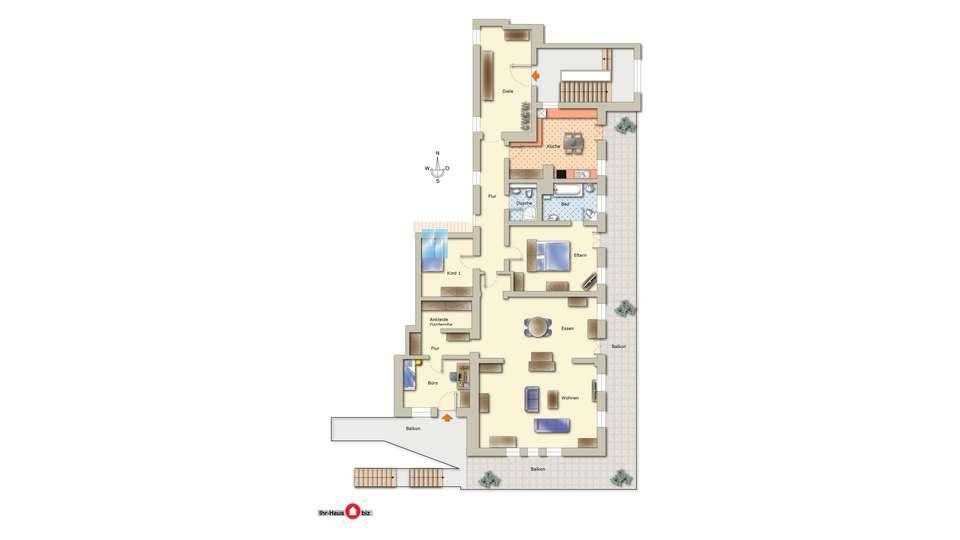WE 2 Wohnung