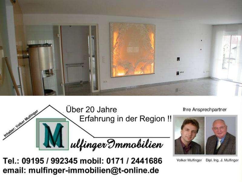 EG Wohnung mit Garten und Garage in 96178 Pommersfelden OT
