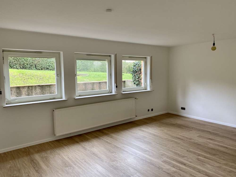 Renovierte 3-Zimmer Wohnung mit Terrasse in bevorzugter Lage von Coburg in Coburg-Zentrum (Coburg)