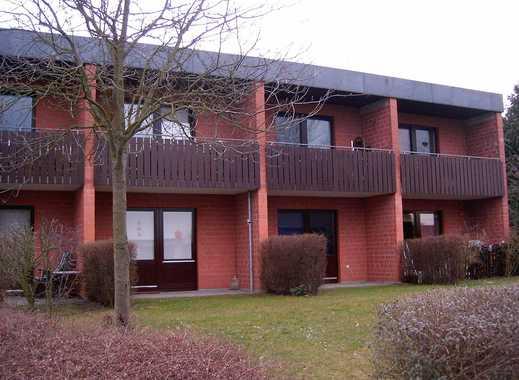1-Zimmer-Wohnung mit Terrasse ab sofort frei