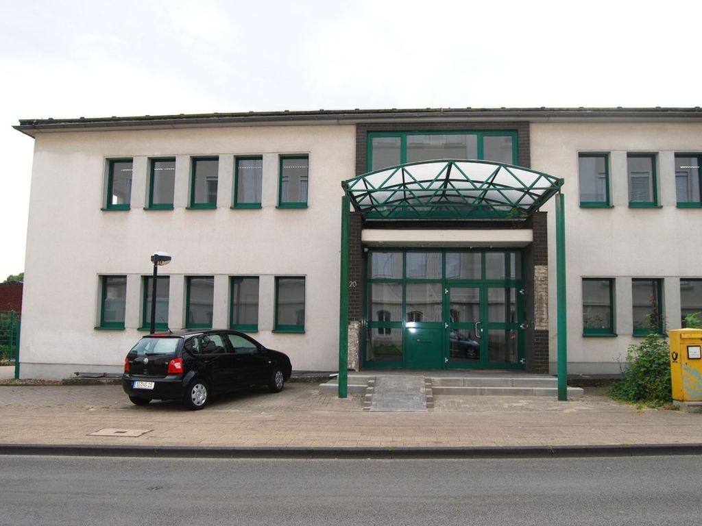 Objektansicht Büros 1. Etage