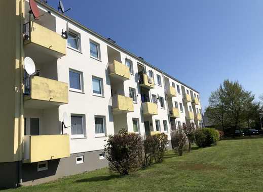 Zentrale 1-Zi.-Hochparterre-Whg. mit Balkon und EBK in Schwanewede
