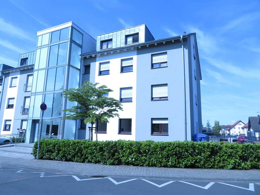ARNOLD-IMMOBILIEN: barrierefreie Wohnung mit Terrasse und Aufzug in