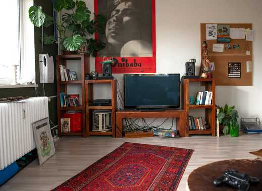 furnished/ lightflooded flat with two rooms near Kudamm