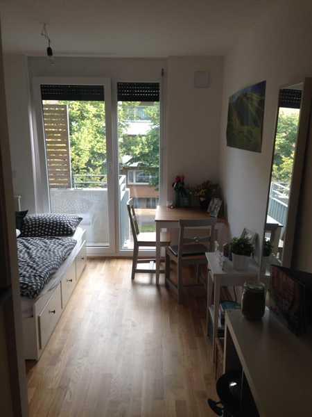 1-Zimmer Wohnung in Giesing nur für Studenten/Auszubildende in Ramersdorf (München)