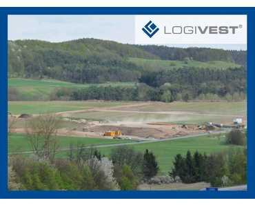 Exklusive Grundstücke im neu erschlossenen Gewerbegebiet in Geiselwind