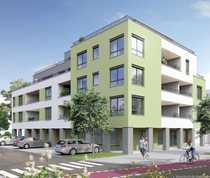 Schöne Single-2-Zimmer Wohnung mit Balkon
