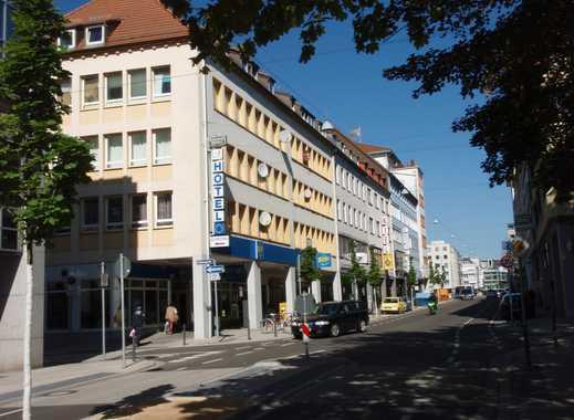 Helle 2 Zi. Whg. mit 53 m² -  Eisenbahnstr. - Top-Lage -  zu vermieten