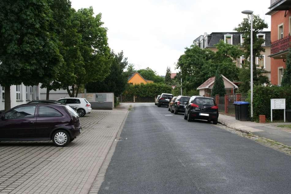 ruhige Seitenstraße II