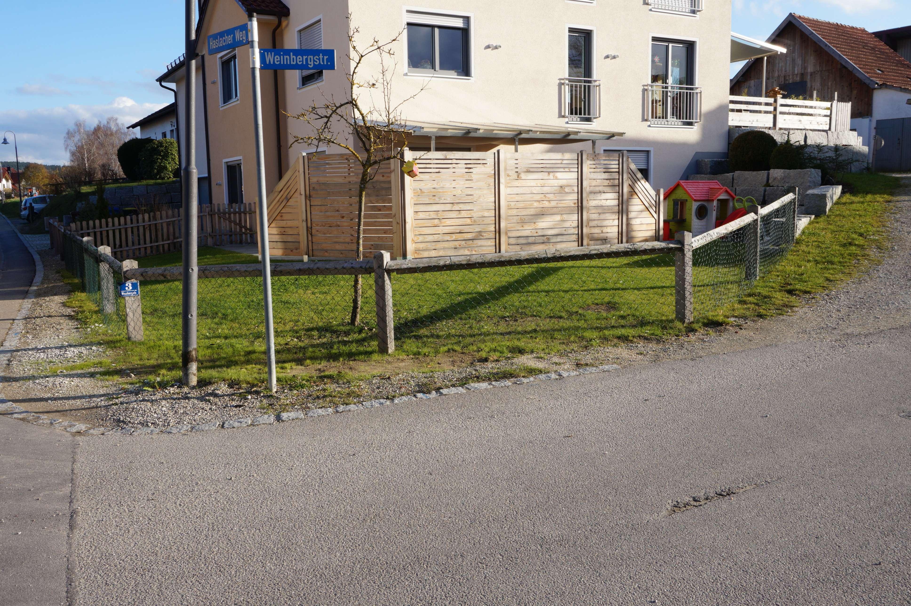 Neuwertige 3-Zimmer-Wohnung mit Einbauküche in Sielenbach in Sielenbach