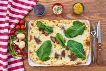 Bistro und Pizzeria - Eckladen am