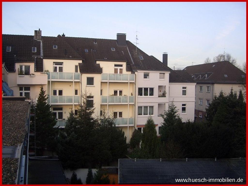 Balkone, Hofansicht