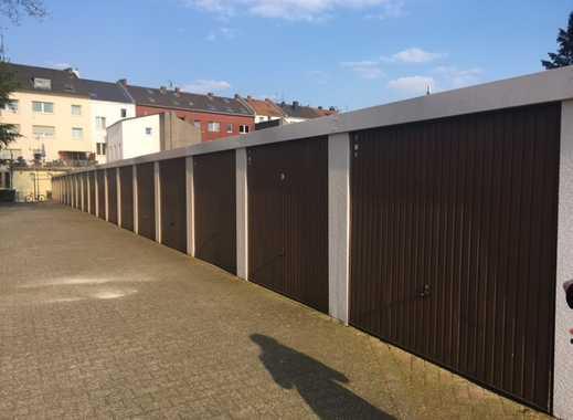 Top gepflegter Garagenhof ! Garage zu vermieten !