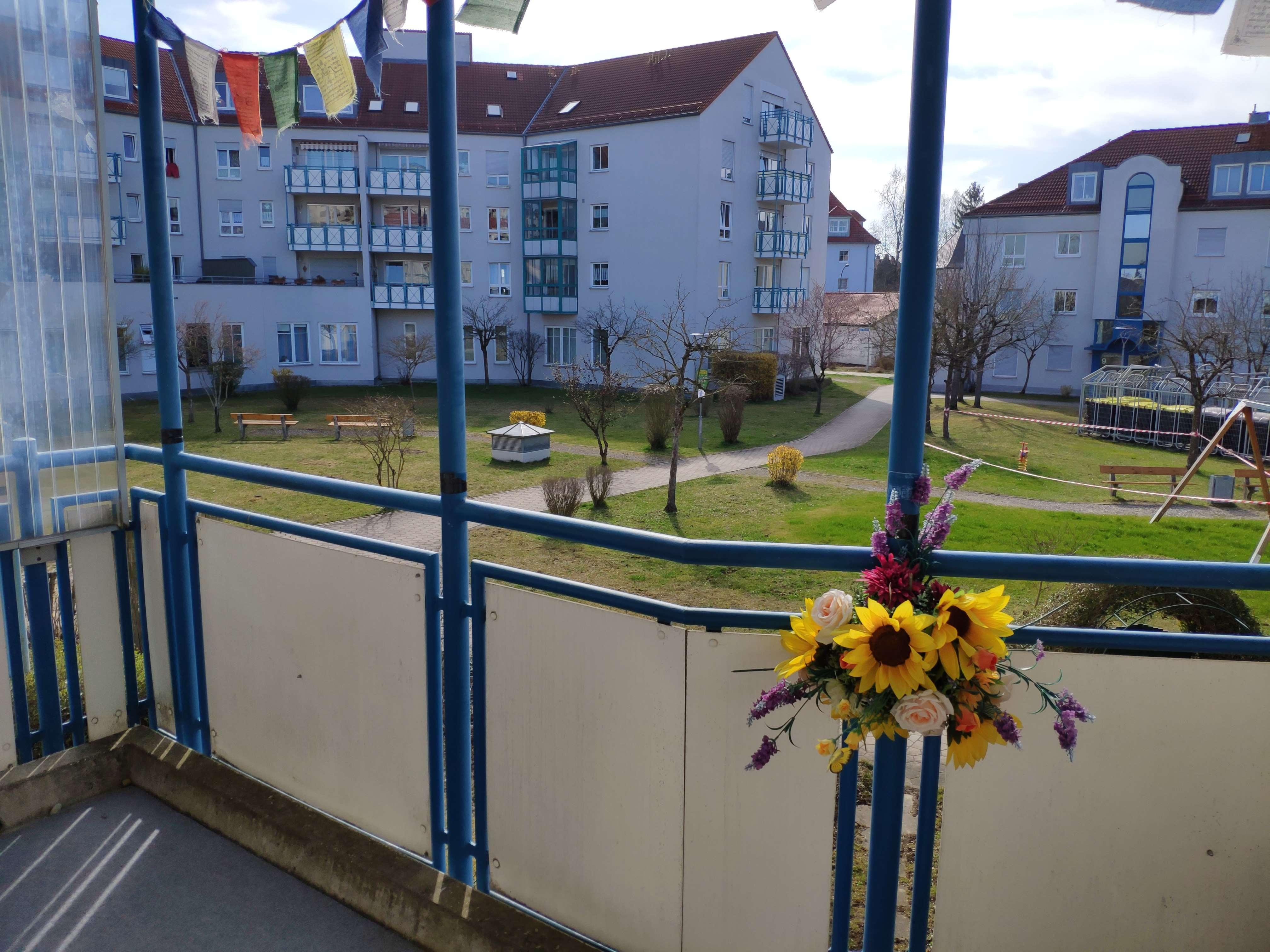 Schöne 4-Zi.-Wohnung in Landsberg ab 01.05 in