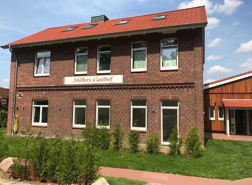 Großzügige 4-Zimmer-Wohnung im grünen Beckdorf!