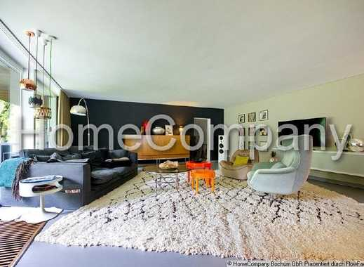 Bungalow with patio and garden. Unusually and stylishly furnished.