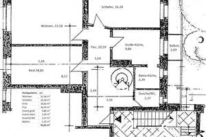 7 Zimmer Wohnung in München