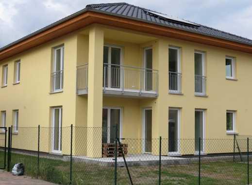 Erstbezug - EG -Wohnung 2-Fam.-Haus in Zeesen (sowie DG-WE)