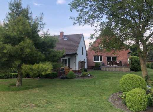 tolles Grundstück mit herrlichem, gepflegten Wohnhaus in Diepenau!