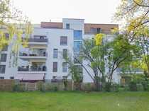 3 Zimmer Terrassenwohnung mit Garten