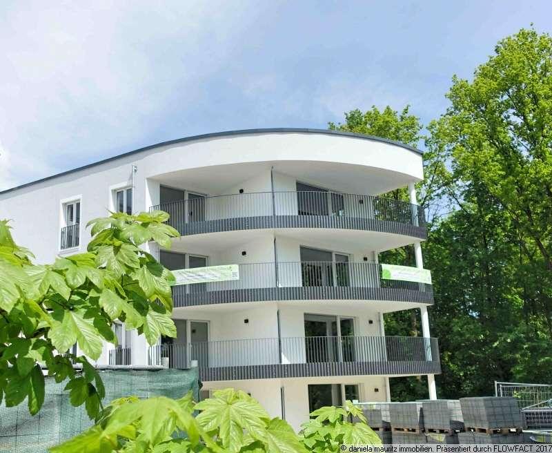 Erstbezug : Attraktiv konzipierte Zweizimmerwohnung mit Südbalkon in Ottobrunn