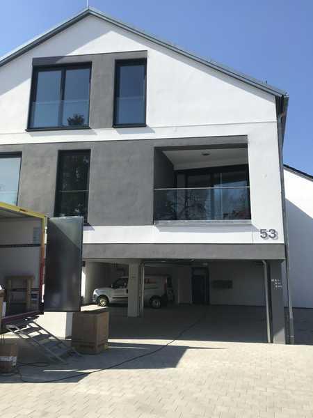 Erstbezug: stilvolle 1,5-Zimmer-Wohnung mit EBK und Balkon in Weißenhorn in Weißenhorn