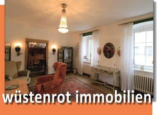 Das Glück hat ein Zuhause - Schön geschnittene, große 6 Zimmer Wohnung.