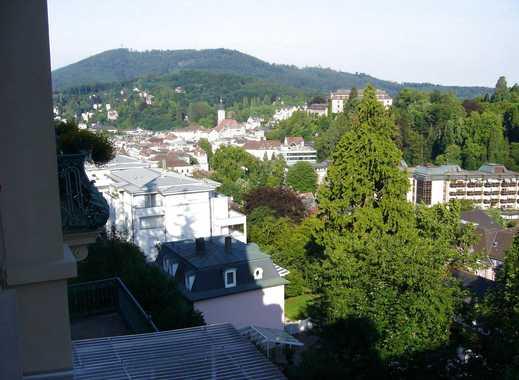 Bergschloss - Traumaussicht - top-sanierte Altbauwohnung