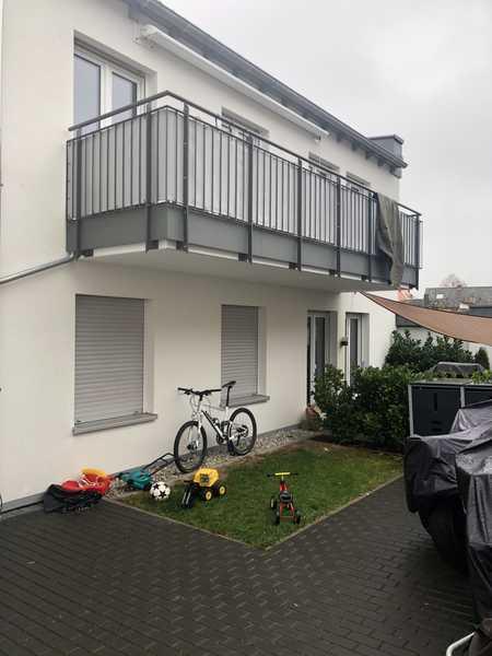 NEUBAU 2017 - Schicke, großzügige 3-Zimmer-Wohnung (1.OG) im Herzen von Garitz in Bad Kissingen