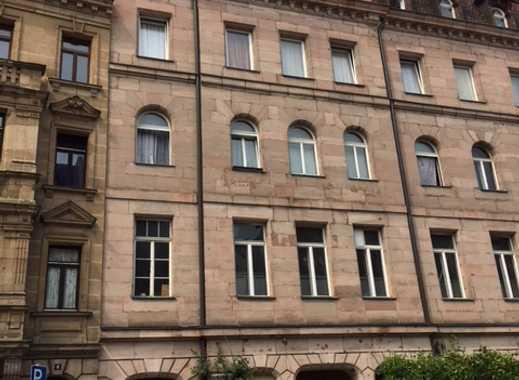 3 Zimmer-Wohnung im Denkmalgeschützten Bäckerhof in Nürnberg