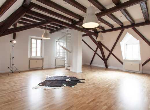 Einzigartige Dachmaisonette in denkmalgeschütztem Winzerhaus