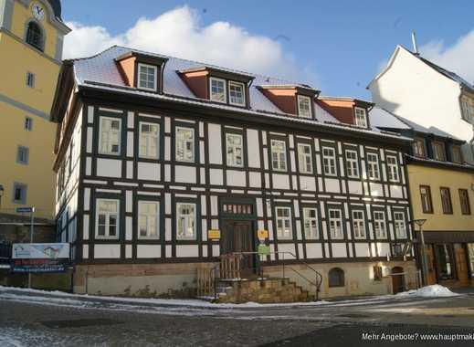 gut vermietetes Wohn- & Geschäftshaus mit Potenzial in der Fußgängerzone von Suhl