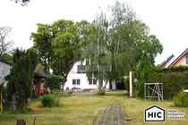 HIC Einfamilienhaus mit großem Seegrundstück