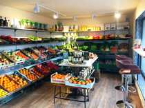 Obst Gemüse Feinkost Laden - Seit