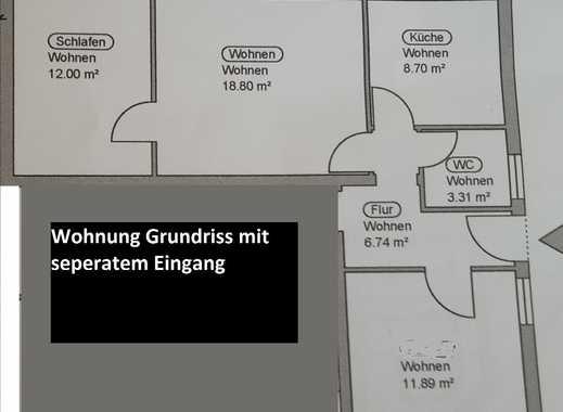 Attraktive 4-Zimmer-EG-Wohnung mit seperatem Eingang in Hemer