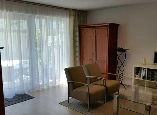 (So gut wie) Erstbezug: Möblierte Exklusive 3,5-Zimmer-Wohnung mit EBK und Garten in Haar-Salmdorf