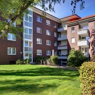 Nordlünen: 3,5 Z.-Wohnung mit Balkon!