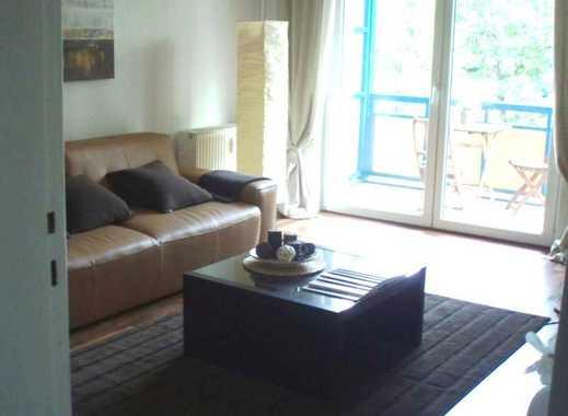 2-Zimmer, moebliert, mit Balkon und EBK in Prenzlauer Berg (PROVISIONSFREI vom Eigentuemer)