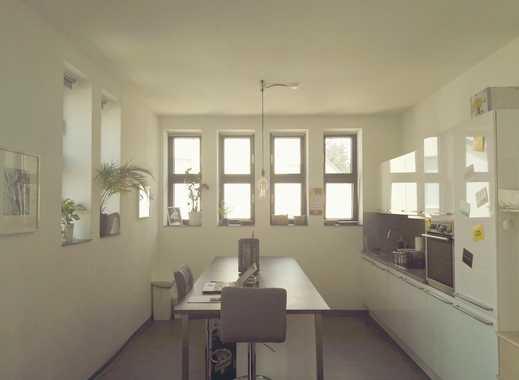 Schöne 3-Zimmer-Wohnung in modernisiertem Fabrikgebäude