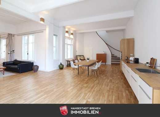 Ostertor / Kapitalanlage: Einzigartige Loft-Wohnung in zentraler Lage