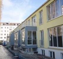 Erstbezug! Moderne 3-Zimmer Wohnung mit EBK und Balkon
