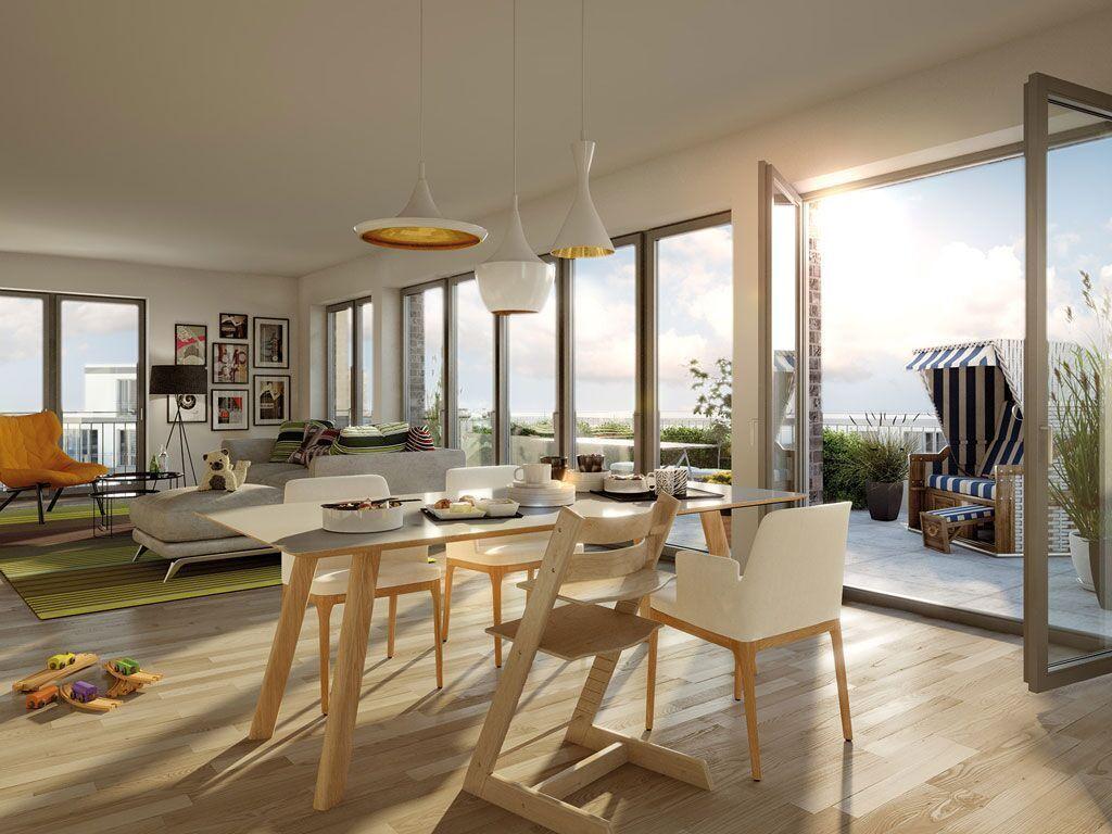 moderner grundriss und gehobene ausstattung 4 zimmer wohnung mit balkon und terrasse in toller lage. Black Bedroom Furniture Sets. Home Design Ideas